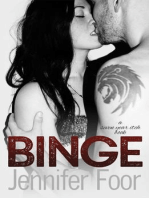 Binge (Seven Year Itch, #1)