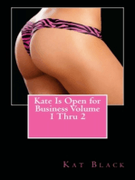 Kate Is Open for Business Volume 1 Thru 2