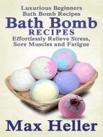 Bath Bomb Recipes