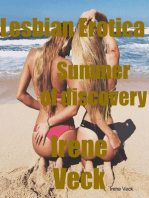 Lesbian Erotica Summer of Discovery