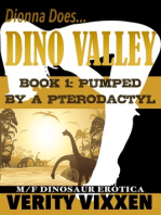 Pumped By A Pterodactyl (M/F Dinosaur Erotica)