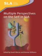 Multiple Perspectives on the Self in SLA
