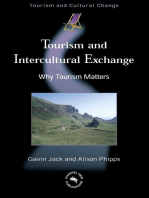 Tourism and Intercultural Exchange