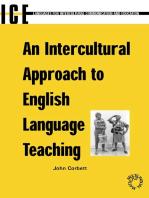An Intercultural Approach to English Language Teaching