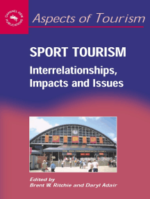 Sport Tourism: Interrelationships, Impacts and Issues
