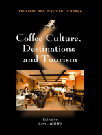 Coffee Culture, Destinations and Tourism