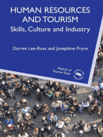 Human Resources and Tourism