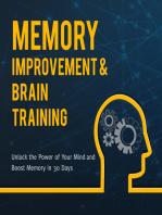 Memory Improvement & Brain Training