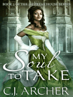 My Soul To Take (Book 3 of the 3rd Freak House Trilogy)