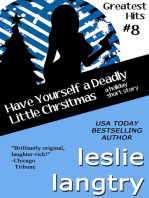 Have Yourself a Deadly Little Christmas (A Greatest Hits Mysteries Holiday Short Story)
