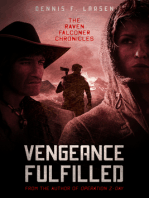 Vengeance Fulfilled (The Raven Falconer Chronicles