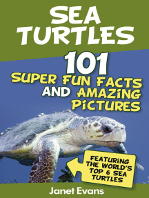Sea Turtles : 101 Super Fun Facts And Amazing Pictures (Featuring The World's Top 6 Sea Turtles)