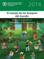 El estado de los bosques del mundo 2014
