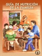 Guía de nutrición de la familia