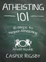 Atheisting 101