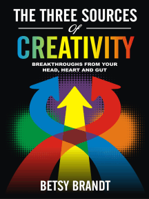 The Three Sources of Creativity: Breakthroughs from Your Head, Heart and Gut