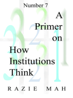 A Primer on How Institutions Think