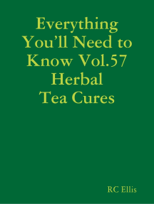 Everything You'll Need to Know Vol.57 Herbal Tea Cures