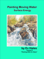Painting Moving Water