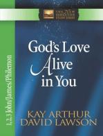God's Love Alive in You