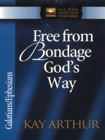 Free from Bondage God's Way