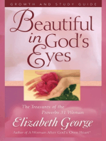 Beautiful in God's Eyes Growth and Study Guide