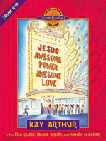Jesus--Awesome Power, Awesome Love