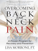 Overcoming Back and Neck Pain
