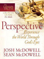 Perspective--Experience the World Through God's Eyes