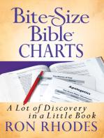 Bite-Size Bible® Charts