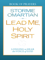 Lead Me, Holy Spirit Book of Prayers