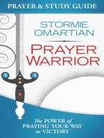 Prayer Warrior Prayer and Study Guide