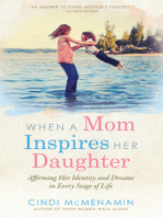 When a Mom Inspires Her Daughter