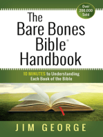 The Bare Bones Bible® Handbook