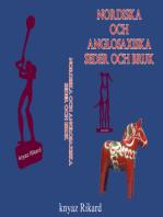 Nordiska Och Anglosaxiska Seder Och Bruk