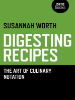 Digesting Recipes