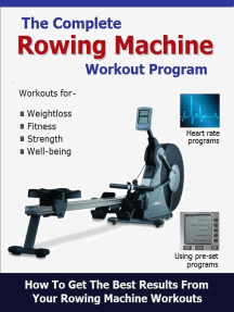 The Complete Rowing Machine Workout Program