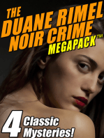 The Duane Rimel Noir Crime MEGAPACK ™