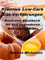 Kreative Low-Carb Diät-Verführungen