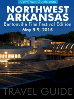 The Northwest Arkansas Travel Guide ~ 2015 Bentonville Film Festival Edition