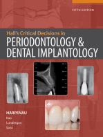 Hall's Critical Decisions in Periodontology & Dental Implantology, 5e