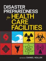 Disaster Preparedness for Healthcare Facilities