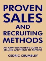 Proven Sales and Recruiting Methods