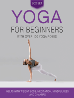 Yoga for Beginners With Over 100 Yoga Poses (Boxed Set)