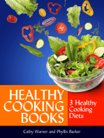 Healthy Cooking Books