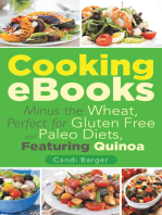 Cooking eBooks