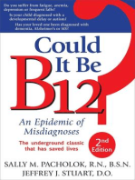 Could It Be B12?