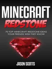 Minecraft Redstone: 70 Top Minecraft Redstone Ideas Your Friends Wish They Know