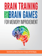 Brain Training And Brain Games for Memory Improvement
