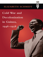 Cold War and Decolonization in Guinea, 1946–1958